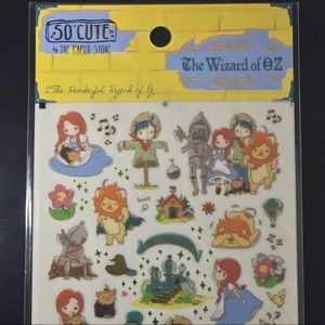 🌪 The Wizard of Oz 👠 Journal/Planner Stickers 🦁